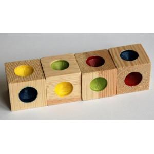 4-kleuren puzzel