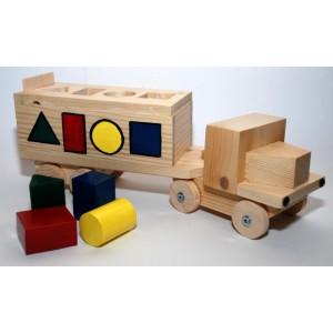 vrachtauto vormenstoof