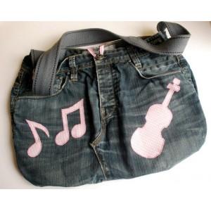 Tas voor vioolles