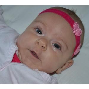 Haarbandje voor baby