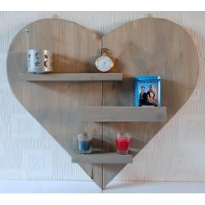 wandbord hart